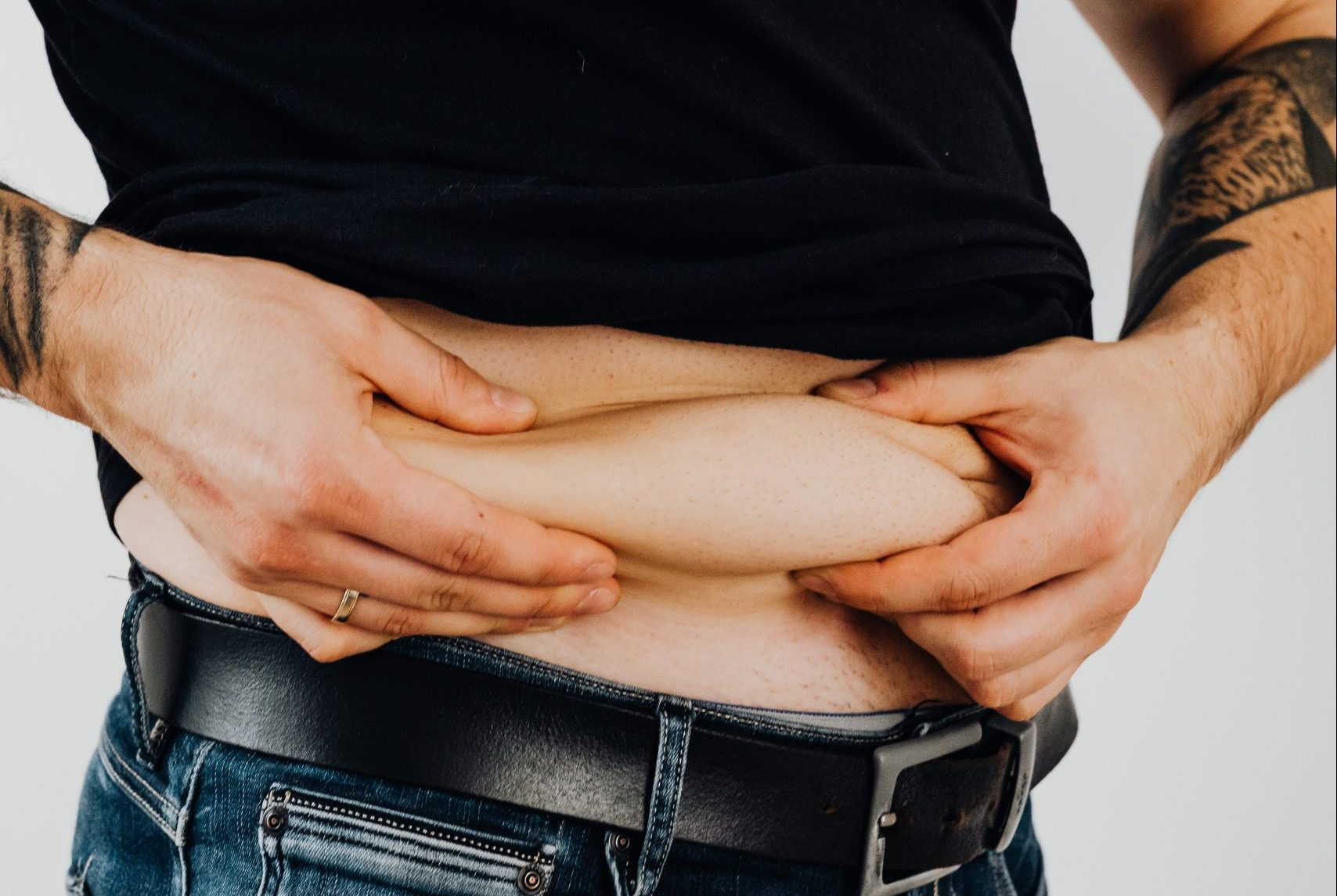 Meet Subcutaneous and Visceral – the two Different Types of Belly Fat​
